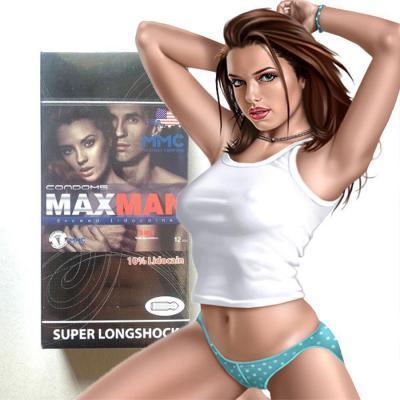Bao cao su maxman 5 trong 1
