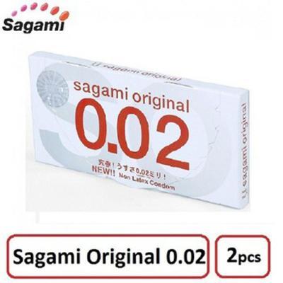 Bao cao su siêu mõng Sagami Original 0.02