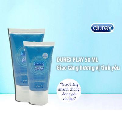 Gel bôi trơn cao cấp Durex Play 50ml