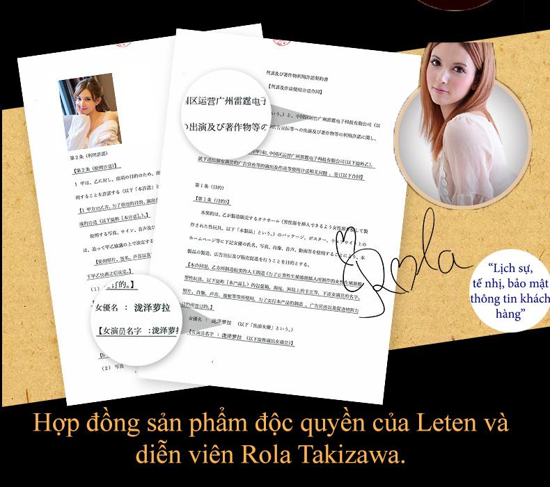 Mông diễn viên nổi tiếng Nhật Bản Rola Takizawa Có Phát Âm Thanh