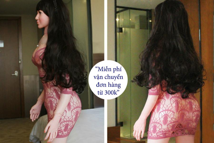 Búp Bê Tình Dục Mô Phỏng Hotgirl Nhật Bản Cao Cấp